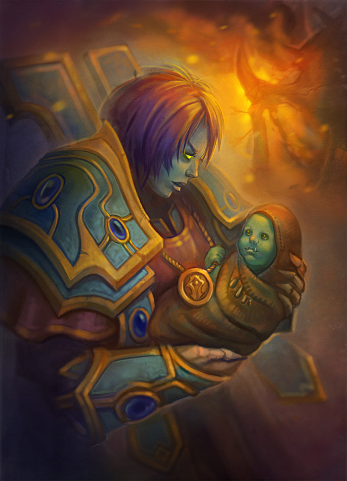 Картинки World of Warcraft Cataclysm август 2011