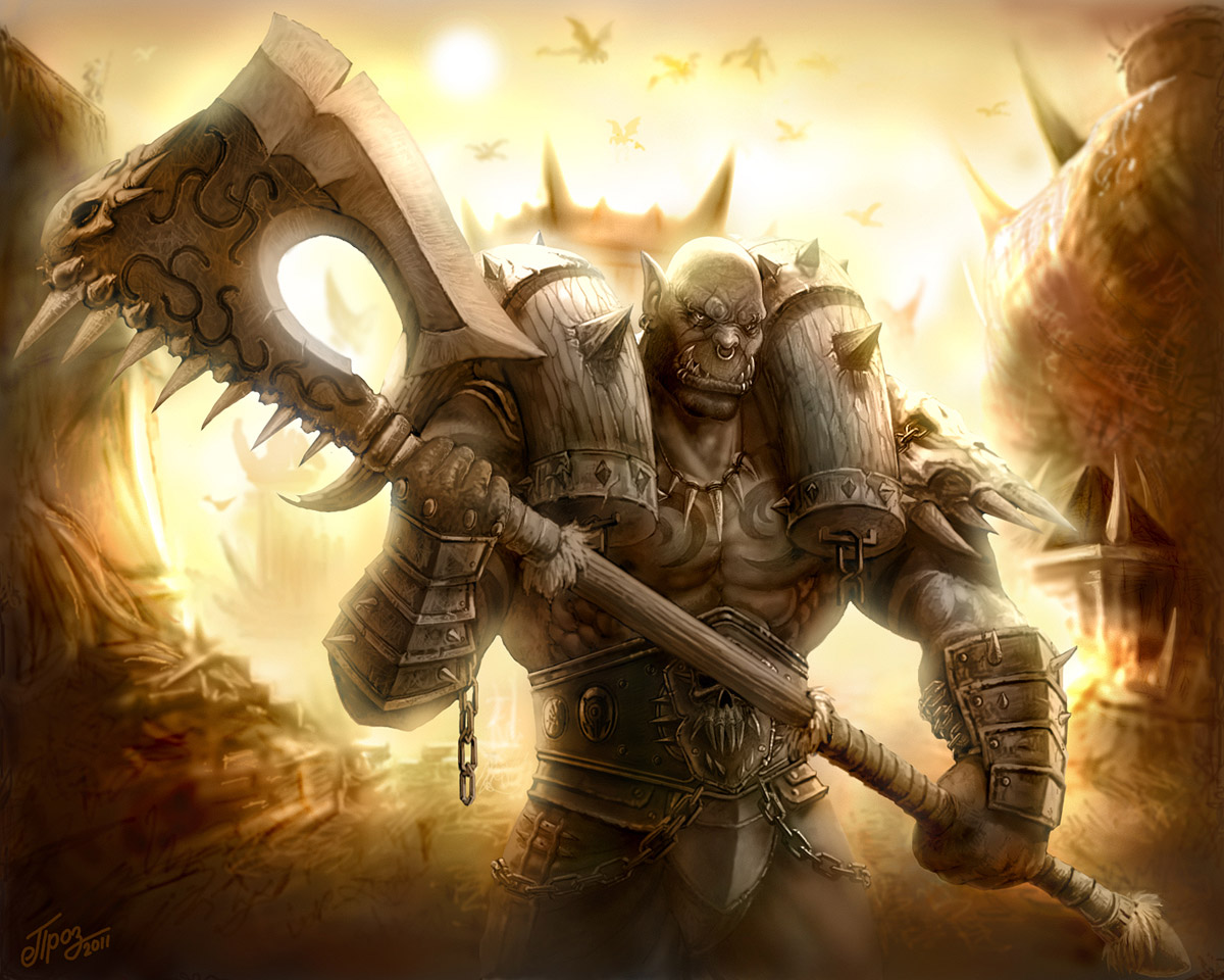 Картинки World of Warcraft Cataclysm август 2011