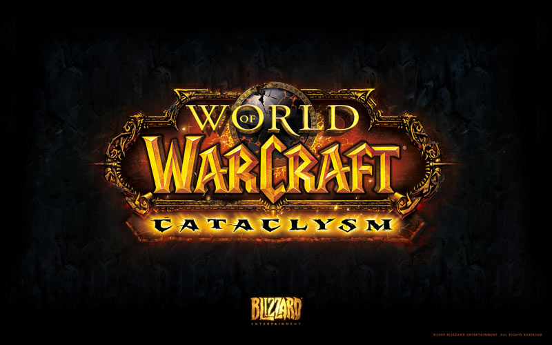 world of warcraft cataclysm wallpaper hd. WoW Cataclysm official site