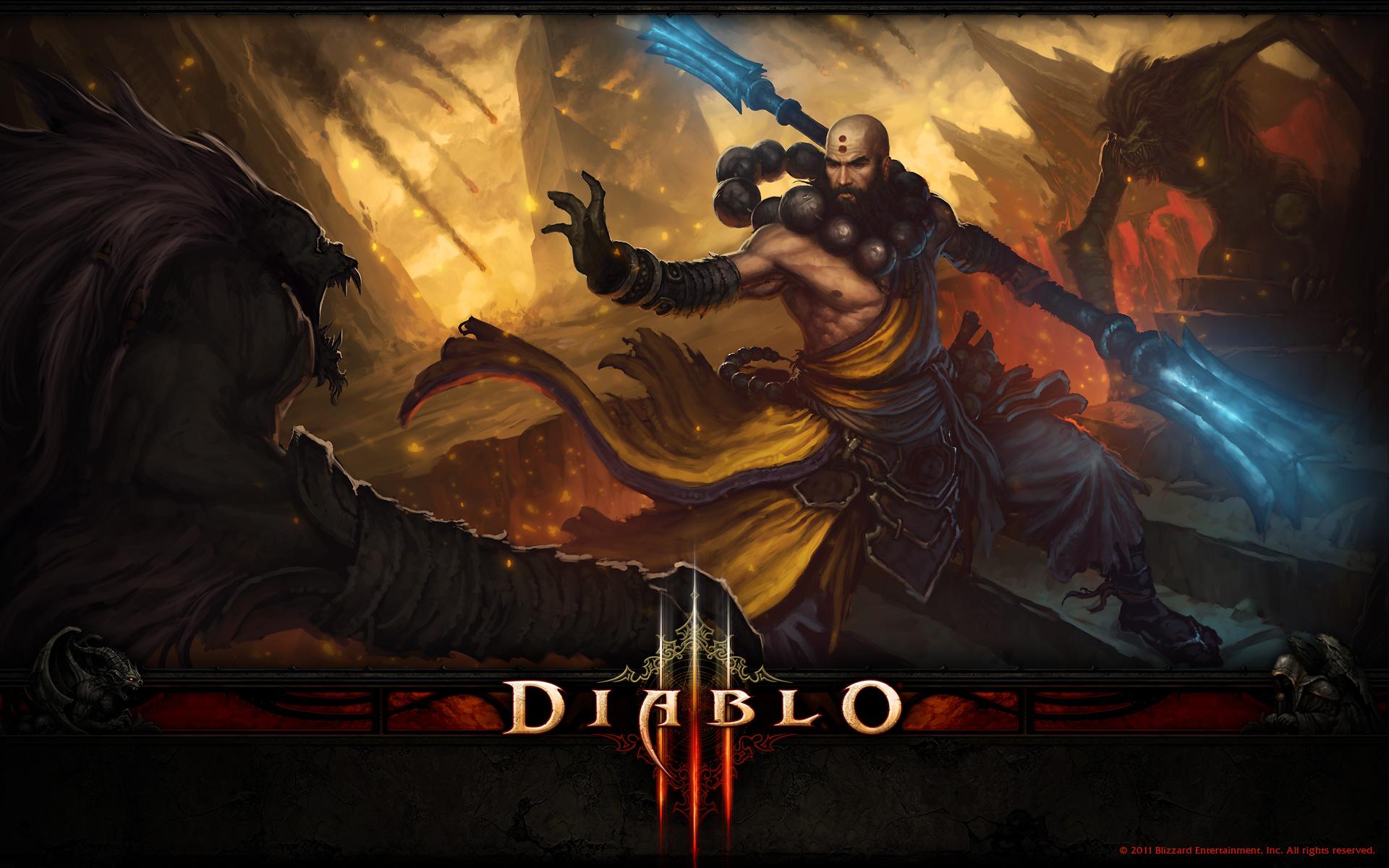 Wallpapers De Diablo Iii Hd 1920x1200 Imágenes En Taringa