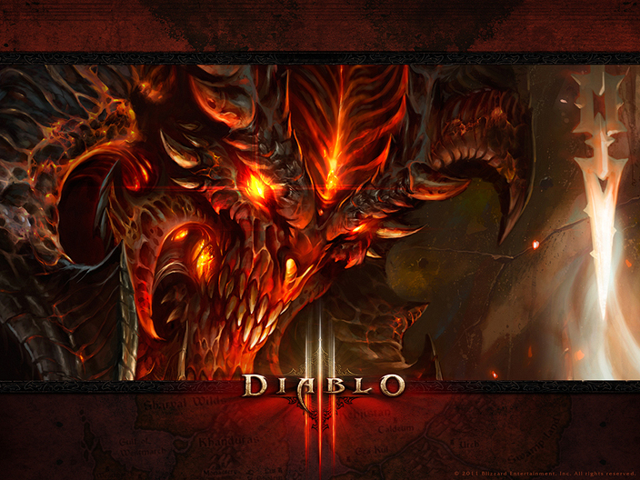 Image from Blizzard's Diablo 3