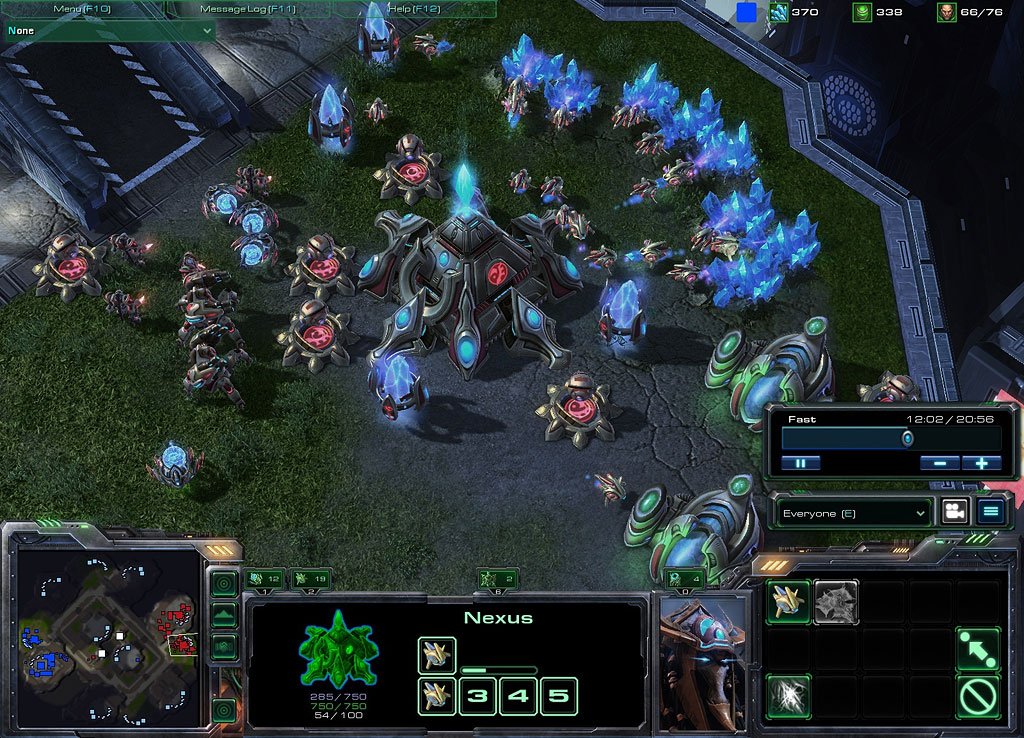 Starcraft  Dark Templar Rush Build
