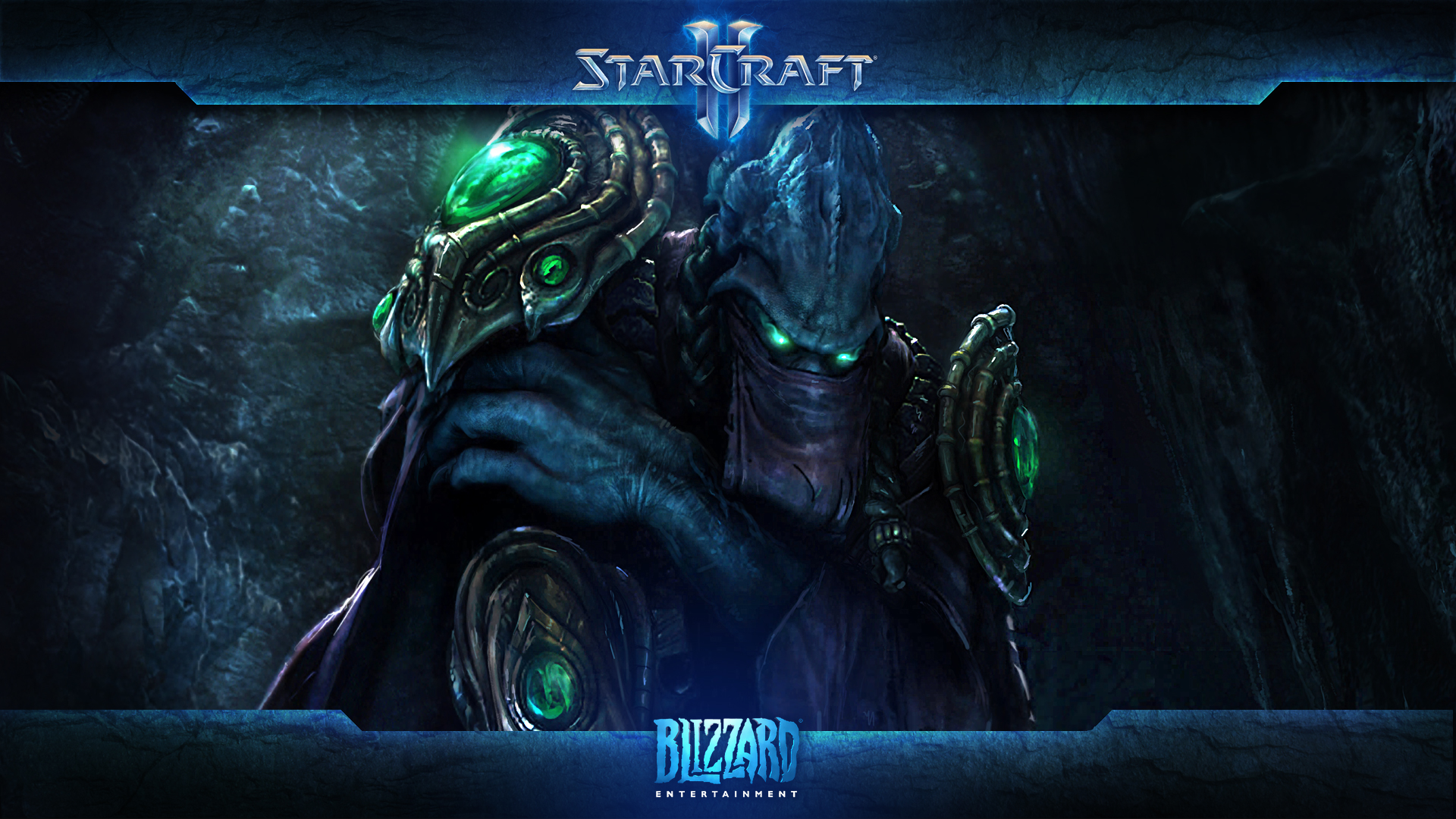 Starcraft 2 Wallpaper 1920X1080