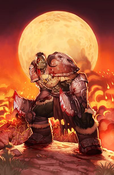 Découvrez trois nouveaux artworks officiels sur l'univers de Warcraft