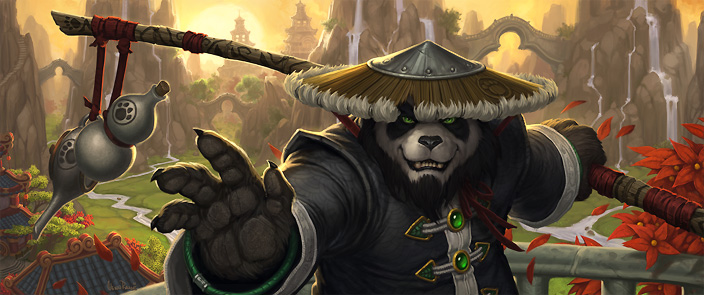 FOR PANDARIA! -WoW Mists of Pandaria