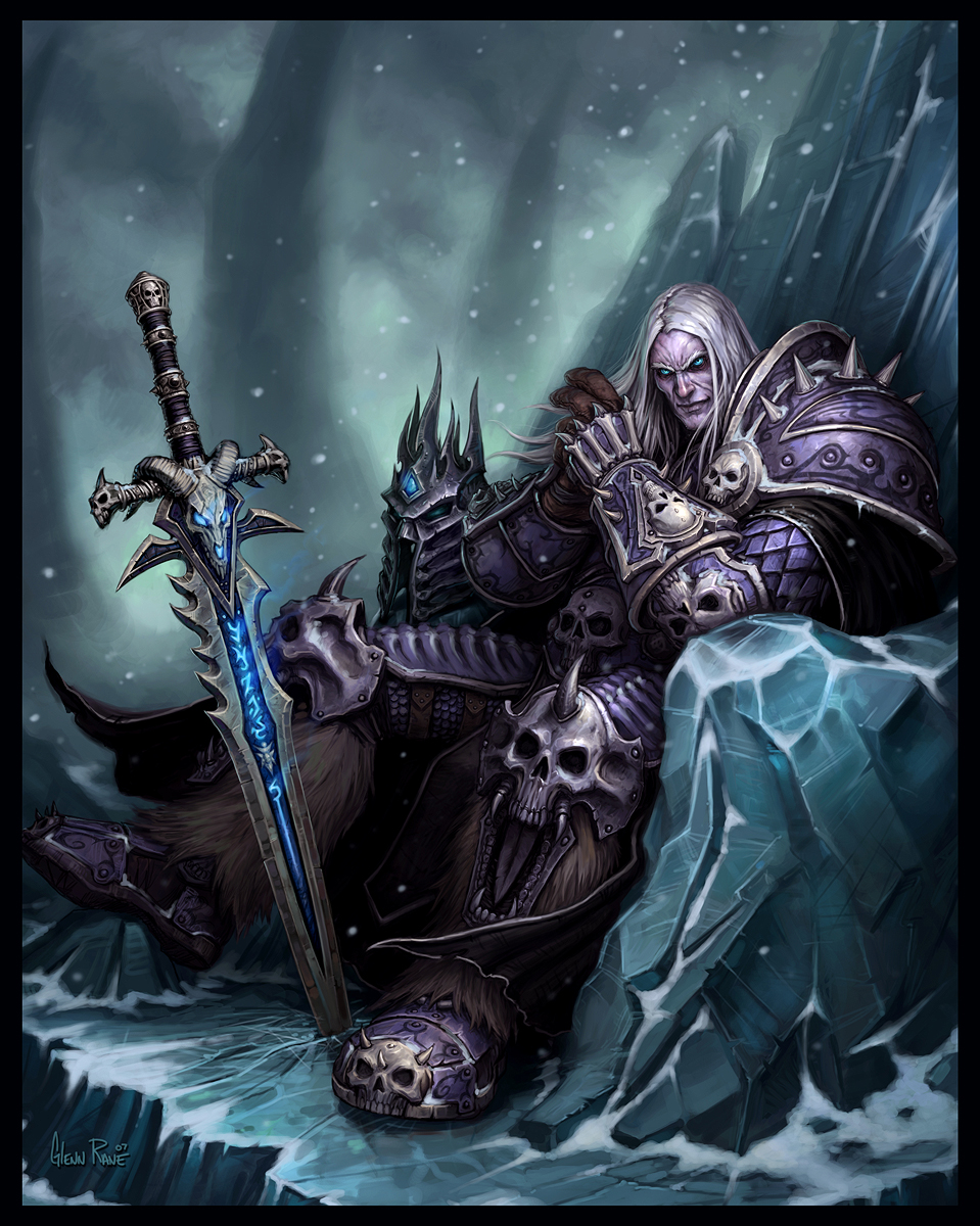 Blizzard Entertainment World of Warcraft Wrath of the