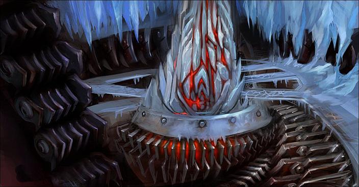 La Citadelle de la couronne de glace