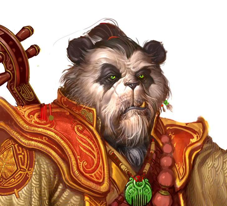 ss pandaren 01 New World of Warcraft Expansion: Mists of Pandaria!