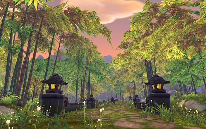 World of Warcraft:Mists of Pandaria[Nueva Informacion 08/09]